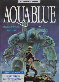 Aquablue : Corail noir #4 [1993]
