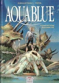 Fondation Aquablue [#8 - 2001]