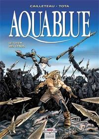 Aquablue : Le Totem des Cynos [#9 - 2002]