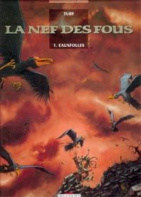 La Nef des fous : Eauxfolles [#1 - 1992]