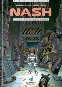 Nash : La Reine des anges #3 [1998]