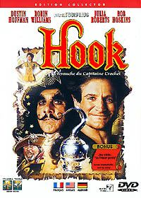 Peter Pan : Hook, ou la revanche du Capitaine Crochet [1992]