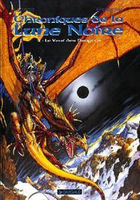 Les Chroniques de la Lune Noire : Le Vent des dragons #2 [1990]