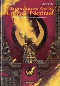 Les Chroniques de la Lune Noire : La Couronne des ombres [#6 - 1995]