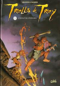 Troy / Lanfeust : Trolls de Troy : le Scalp du vénérable [#2 - 1998]