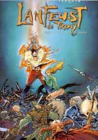 Troy / Lanfeust : Lanfeust de Troy : L'Ivoire du Magohamoth #1 [1994]