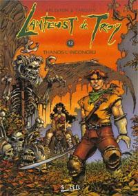 Troy / Lanfeust : Lanfeust de Troy : Thanos l'incongru #2 [1995]