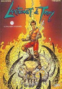 Troy / Lanfeust : Lanfeust de Troy : le paladin d'Eckmul [#4 - 1996]