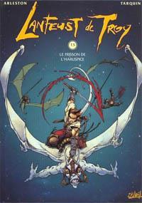 Troy / Lanfeust : Lanfeust de Troy : Le frisson de l'Haruspice [#5 - 1997]