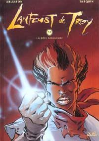 Troy / Lanfeust : Lanfeust de Troy : la Bête fabuleuse [#8 - 2000]