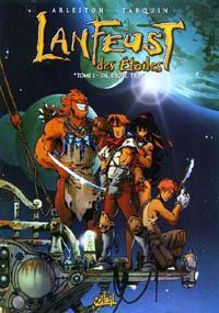 Troy / Lanfeust : Lanfeust des étoiles : Un,deux … troy #1 [2001]
