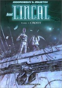 Avant l'Incal : Croot #3 [1991]