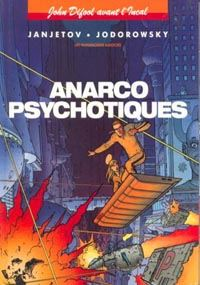 Avant l'Incal : Anarchopsychotiques #4 [1992]