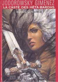 L'Incal : La Caste des Méta-Barons : Honorata la Trisaïeule [#2 - 1993]