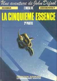 L'Incal : La Cinquième Essence - 2 La Planète Difool #6 [1988]
