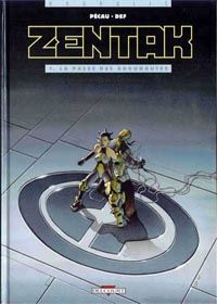 Zentak : La Passe des Argonautes #1 [1997]