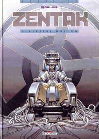 Zentak : Digital Nation [#3 - 1999]