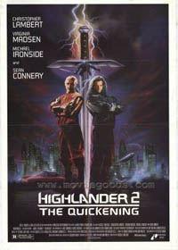 Highlander, le retour