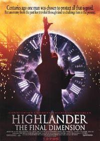 Highlander 3 : Le sorcier [#3 - 1995]