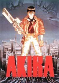 AKIRA Edition Combo Blu-ray/DVD Limitée
