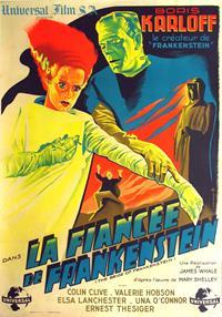 La fiancée de Frankenstein [1935]