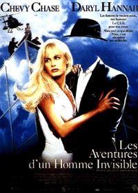 L'Homme invisible : Les Aventures d'un homme invisible [1992]