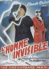 L'Homme invisible [1933]