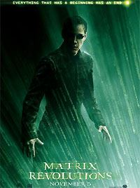 Matrix Revolutions #3 [2003]