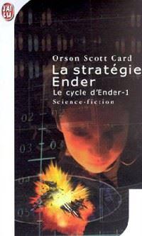 Le cycle d'Ender : Le cycle Ender : La Stratégie Ender #1 [1989]