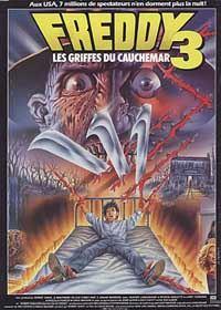 Les Griffes de la Nuit : Les griffes du cauchemar #3 [1987]