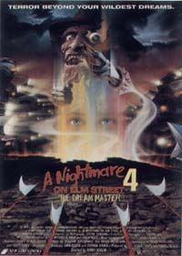 Les Griffes de la Nuit : Le cauchemar de Freddy #4 [1989]