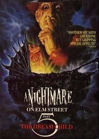 Les Griffes de la Nuit : l'enfant du cauchemar #5 [1990]