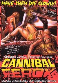 Cannibal Ferox [1982]