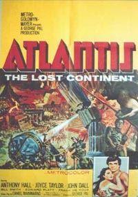 Atlantis, Terre Engloutie [1961]