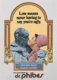 L'Abominable docteur Phibes [1971]