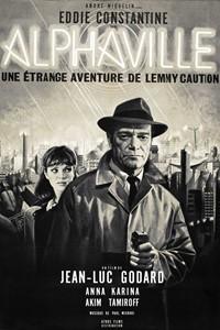 Alphaville, une étrange aventure de Lemmy Caution [1965]