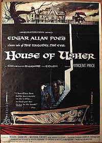 La Chute de la maison Usher [1961]