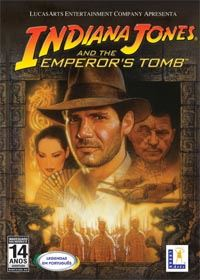 Indiana Jones et le Tombeau de l'Empereur [2003]