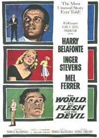 Le Monde, la chair et le diable [1959]