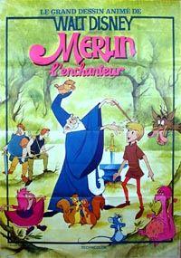 Légendes arthuriennes : Merlin l'enchanteur [1963]