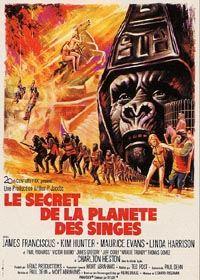 le Secret de la planète des singes [1970]