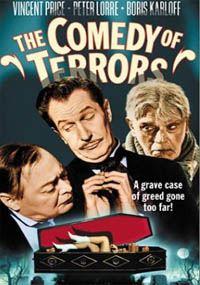 The Comedy of terrors : Quand le croque-mort s'en mêle [1963]