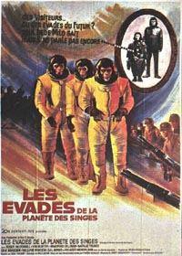 les Evadés de la planète des singes [1971]