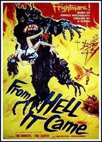 From Hell it came [1957]