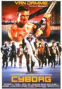 Cyborg #1 [1989]