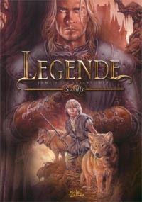 Légende : Le Chevalier errant #1 [2003]