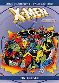 L'intégrale X-Men : X-Men : L'intégrale 1975-1976 #1 [2002]