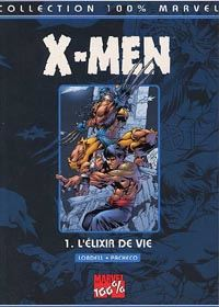 100% Marvel X-Men : L'Elixir de vie #1 [1999]