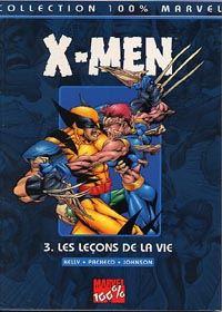 100% Marvel X-Men : Les Lecons de la vie [#3 - 2000]