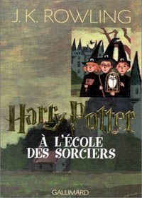 Harry Potter à l'école des sorciers #1 [1998]